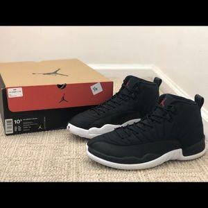 Jordan retro 12 nylon Sz 10.5